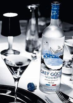 Grey Goose ~ my fav vodka <3