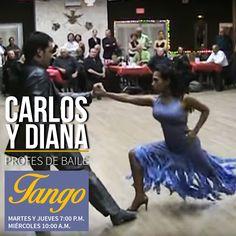 Cuando se baila Tango, se toma conciencia de prestar atención a nuestro tono muscular, a la focalización de los órganos, rastreo sensorial etc., o sea, a esta forma de hablarnos que tiene el alma a través del cuerpo. Prográmate con Carlos y Diana para que aprendas a bailar Tango. #AmigosJacaranda #JacarandaCali #ClasesTangoCali