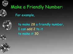 Mental Math Strategies for Grade 3 GREAT! :)