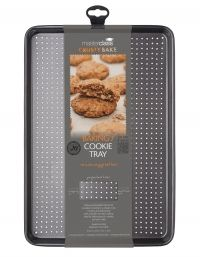 This baking tray is a real allrounder, ideal for making scrumptious brownies, swiss rolls, flapjacks, biscuits and for general roasting and grilling. Master Class, Soggy Bottom, How To Make Brownies, Cookie Tray, Perfect Cookie, How To Eat Better, Kitchenette, No Bake Cookies, Baking Pans