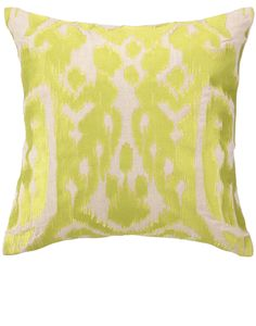 Ojai Pillow in Citron design by Trina Turk Green Pillows, Throw Pillows, Accent Pillows, Custom Pillows, Decorative Pillows, Layla Grayce, Tropical, Modern Pillows, Pillow Sale