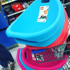 Just grabbed these from walmart! flexible seating for $4.88...can't wait for the kids to see these on monday!