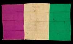 Suffragette Flag (1918)