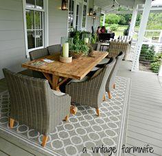 A Vintage Farmwife: 2013 Southern Living Idea House.....Nashville: Part One
