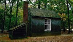 WALDEN... Shrines for the Literary Mind: Writers and their Writing Spaces