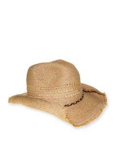 Nine West  Packable Cowboy Hat