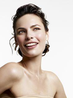 US Glamour - Robin Derrick - 2010. Makeup by Lisa Eldridge http://www.lisaeldridge.com/gallery/editorial/ #Makeup #Beauty #Fashion