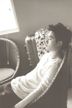 SCAN #Kyungsoo #EXO Dear Happiness #Photobook
