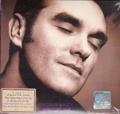 MORRISSEY Greatest Hits + Live At Hollywood Bowl 2CD Malaysia Limited Edition / Free Shipping