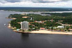 Praia da Ponta Negra, Manaus (AM) - Shutterstock