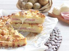Sbriciolata di Patate