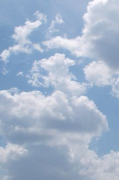 Blue Sky And Puffy Clouds With Bright Sun Stock Image - Image of bright, blue: 97330877