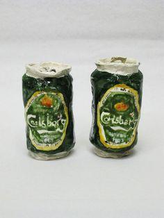 Carlsberg Pilsner Beer Can ROSE EKEN