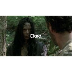 Clara, The Walking Dead