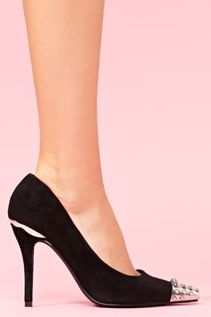 Katarina Stud Pump in Sale Shoes at Nasty Gal