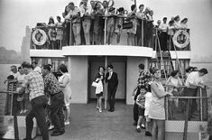 Bid now on Staten Island Ferry, New York by Garry Winogrand. View a wide Variety of artworks by Garry Winogrand, now available for sale on artnet Auctions. Garry Winogrand, Robert Frank, Walker Evans, Moma, Staten Island Ferry, New York Photographers, Getty Museum, Gelatin Silver Print, Jolie Photo