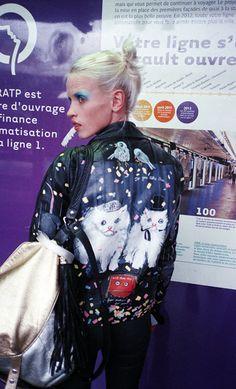 catpunk, image via VINTAGEVIRGIN