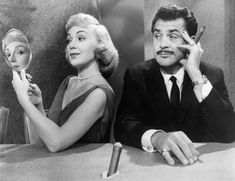Dating - Ernie Kovacs and Edie Adams from his television show, Take a Good Look. Dating Advice For Men, Dating Tips, Dating Rules, Ernie Kovacs, Fetal Alcohol Syndrome, Actor Studio, Marriage Relationship, Relationships, Finding Love