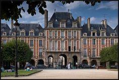 Places des Vosges ☼
