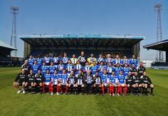 The Portsmouth FC Squad are fully behind the City of Football bid! Play More Pompey!