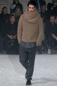 Ami Fall/Winter 2014 from Paris Fashion Week