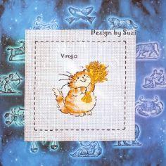 Margaret Sherry: Cattitude Horoscopes (Virgo)