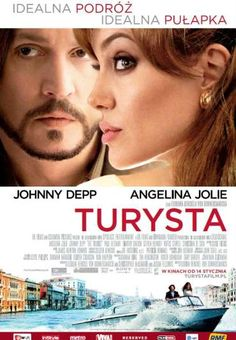 is a 2010 thriller-romance and action film co-written and directed by Florian Henckel von Donnersmarck, starring Angelina Jolie and Johnny Depp. It is a remake of the 2005 French action film Anthony Zimmer. Johnny Depp Angelina Jolie, Film Movie, See Movie, Comedy Movies, The Tourist Movie, Image Internet, Films Cinema, Bon Film, Action Movies