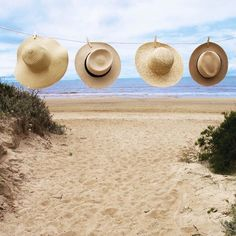 No #Gypset look is complete without the perfect straw hat. #fashion #BenAmun #summerstyle