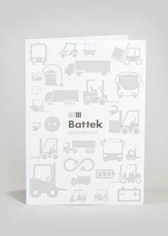 Battek - Folleto divulgativo