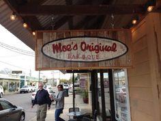 3) Moe's Original Bar B Que, 3150 Calhoun St.