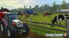 Farming Simulator 15 Out Today Farming Simulator 2015, Rayman Legends, Case Ih, Love Games, New Holland, Xbox One, Tractors, Microsoft, Sims