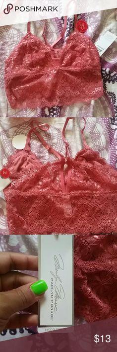 Sexy top Brand new sexy top Marilyn monroe Intimates & Sleepwear Bras