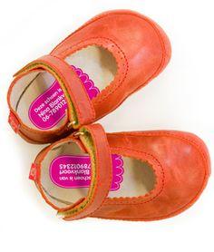 Naamstickers voor spullen, kleding en schoenen. Handig!!