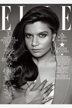 About that Mindy Kaling Cover