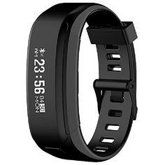 HOIHO Heart rate monitor,Pedometer,Waterproof,Sleep monitoring,Sedentary reminder,Call #ClipsArmWristbands