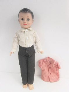 Every fashion doll needs a fella! Here is Vogue #Jeff doll, boyfriend of Jill who is #Ginnys sister