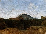 """New artwork for sale! - """" Corot Civita Castellana And Mount Soracte by Jean Baptiste Camille Corot """" - http://ift.tt/2oQrFc9"""