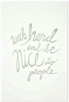 Work hard and be nice! #officelife #timetobekind #calsae