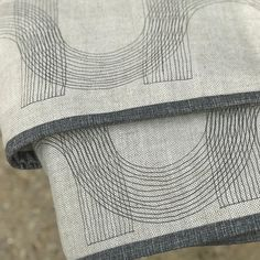 Natural Linen Throw 2m x 1.4m