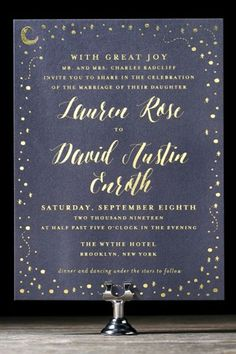 18 stunning wedding invitations that won't bore your guests to tears