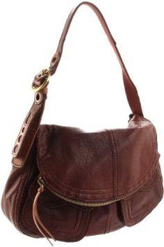 Lucky Brand Stash Leather Foldover Hobo Handbags Online Fashion