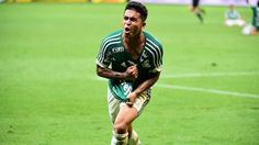 Palmeiras x Santos Dudu (créditos: Marcos Ribolli)