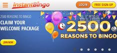 Instant Bingo welcome pack and promotions Play Bingo Online, Bingo Patterns, Bingo Bonus, Video Poker, All Games, Casino Games, Going Crazy, Welcome