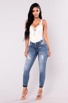 e1b76ef4b42 Turn Up On Me Bodysuit - Ivory. Best Jeans For WomenSexy ...