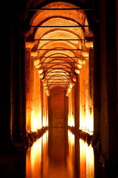 ☆ Basilica Cistern :¦: By Jomme on Flickr ☆