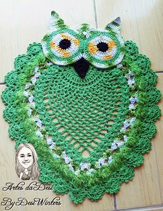 Artes da Desi: Coruja de crochê http://www.artesdadesi.com/2014/10/coruja-de-croche.html