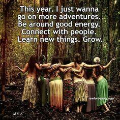 New beginnings are wonderful.
