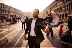 Venice wedding photography - Italy • Engagement photography • Benátky • MEMO photo agency - svadobný fotograf Venice, Wedding Photography, Clouds, Travel, Viajes, Venice Italy, Destinations, Traveling, Wedding Photos