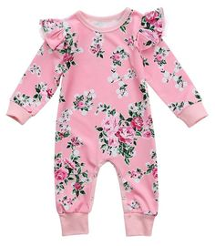 8da8abb0cb46 55 Best Baby Girl Rompers images in 2019