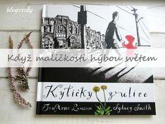 Blog Zrzky: Knihy pro děti / Kytičky z ulice Ulice, Blog, Literature